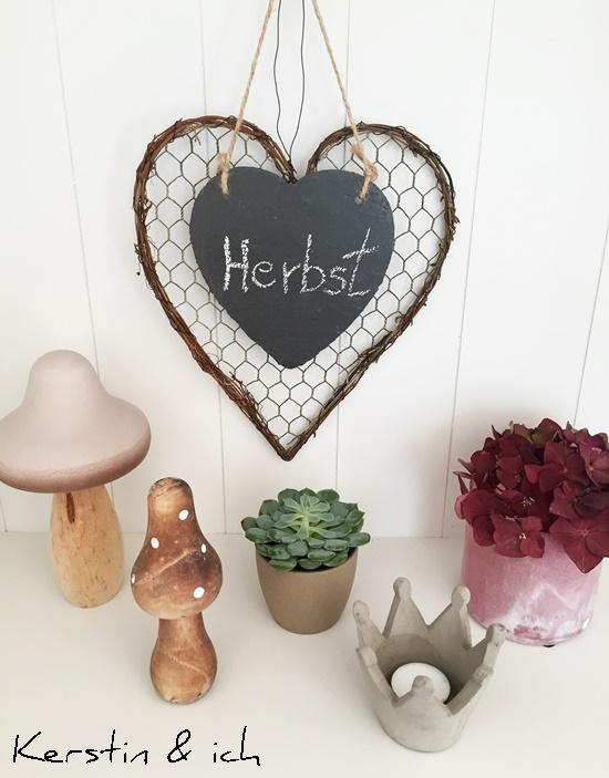 hortensien baumblätter ideen für herbstdeko natur inspiriert