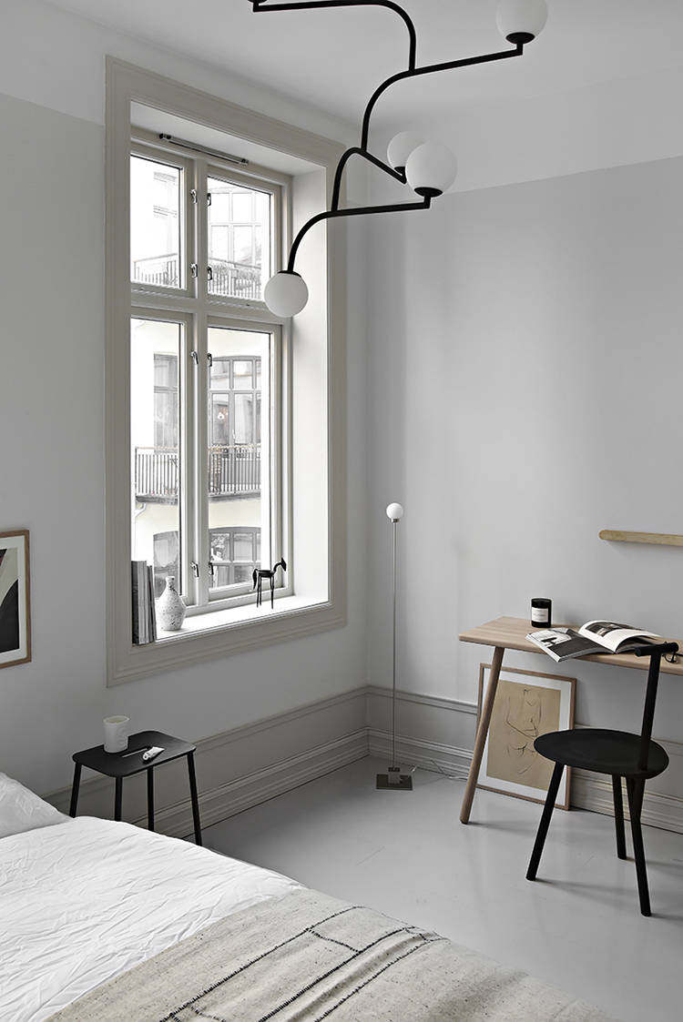 Scandinavian home office inspiration | Only Deco Love