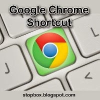 Shortcut Keyboard Google Chrome