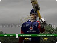 EA Sports Cricket 2007 PC Game| England's Opener M.Trescothick scores Half Century