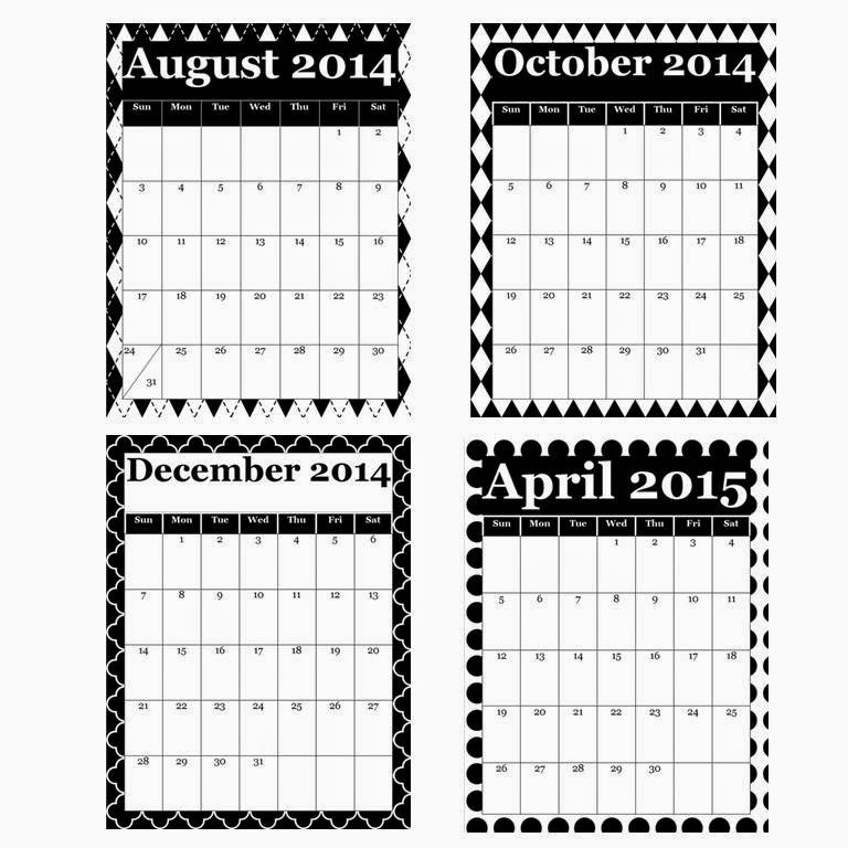 Special Education Planner {BRIGHT COLORS & Black & White!}