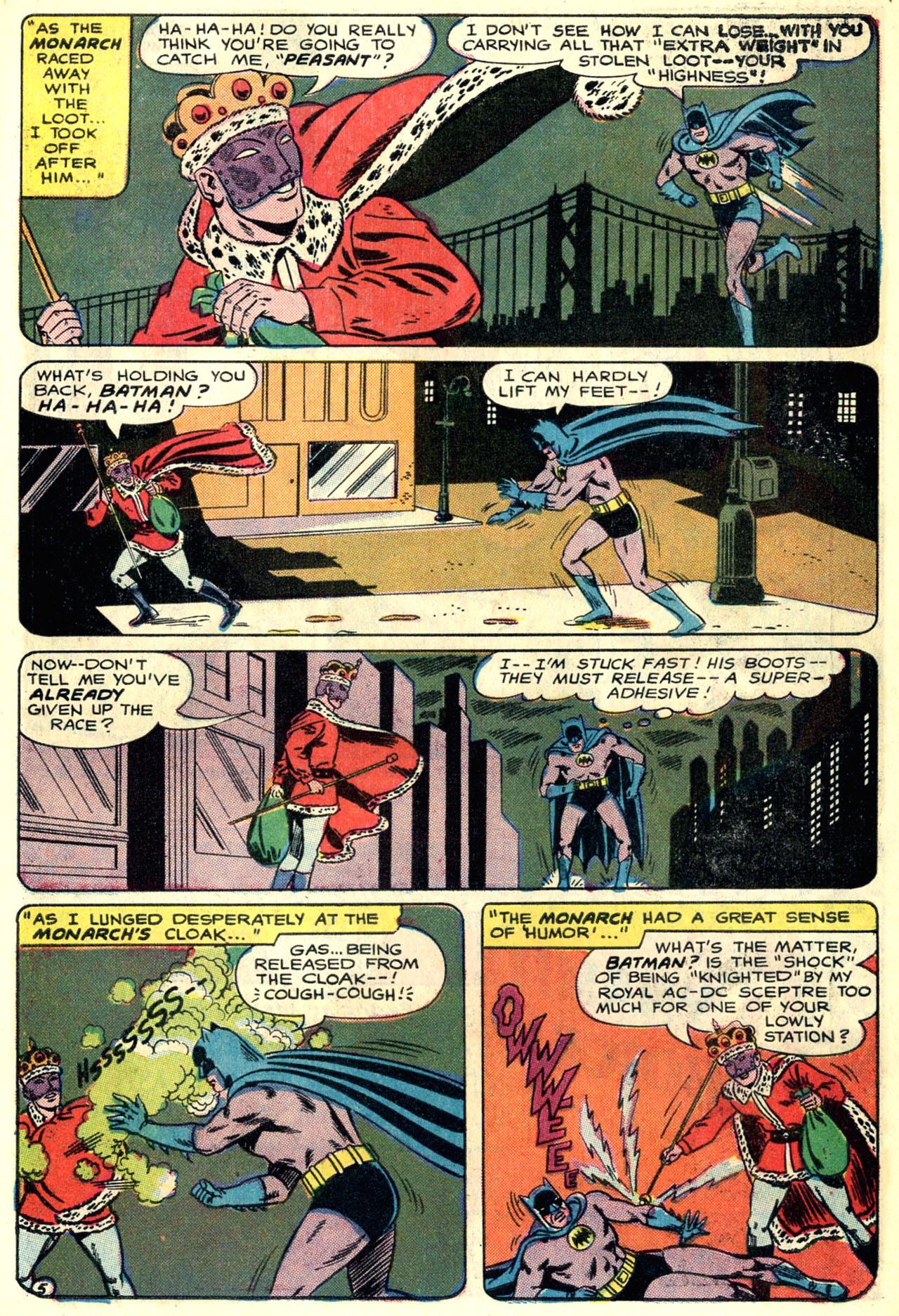 Detective Comics (1937) 350 Page 6