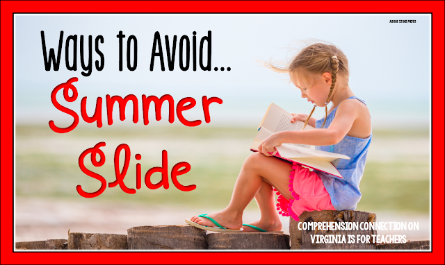 Summer is approaching, and for many students, it means summer learning loss. Check out this post on Virginia is for Teachers to learn about five simple ideas you can do NOW to help your students avoid summer learning loss.