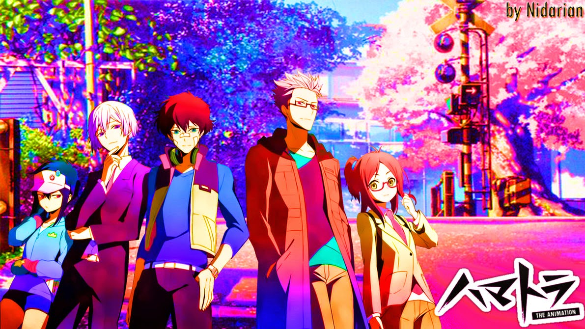Hamatora S1 | 480p | DVDRip | English Subbed