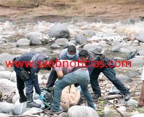 Mujer hallada ejecutada en aguas de Rio Blanco era de Fortin Veracruz