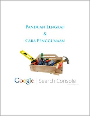 Ebook yang berisi panduan tentang google search console