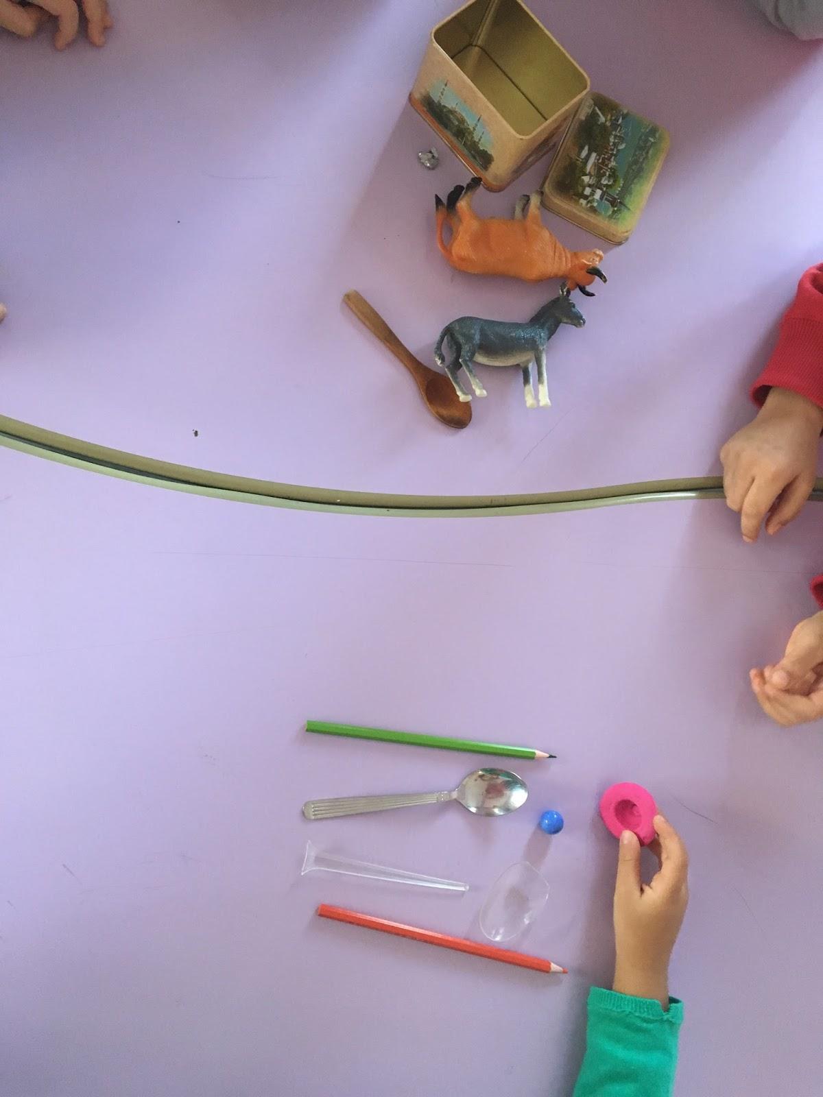 Plastik Kaşıktan Oyuncak Göz Yapımı