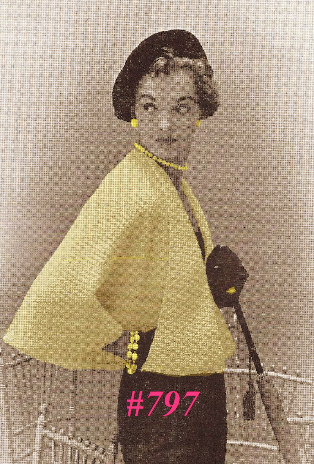 Miss Julias Patterns: Cozy Capes to Knit - Crochet & Free ...