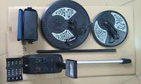Jual Metal Detektor Underground MD 5008