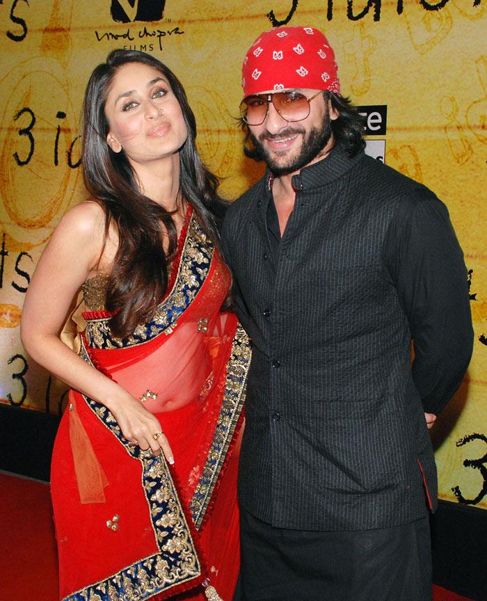 Hot Celebrities Wallpaper: Kareena Kapoor In Saree