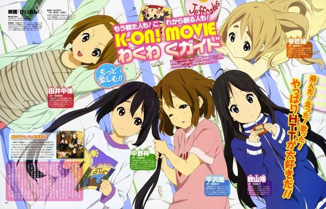 K-On Movie Sub Indo
