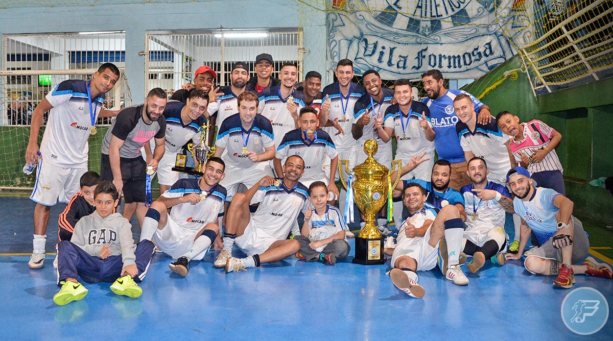 Clube Atlético Barão é campeão da Copa SACI Chico Lang