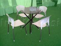 Sewa - Meja dan Kursi Dealing