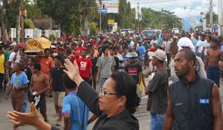 Pelaku Penikaman di Manokwari Ditangkap Polisi