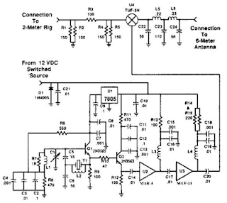 Transverter Circuit Diagram: