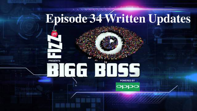 Bigg Boss 11 Episode 34 Written Updates - Puneesh Sharma Pees In His Pants In National Television Show Bigg Boss 11