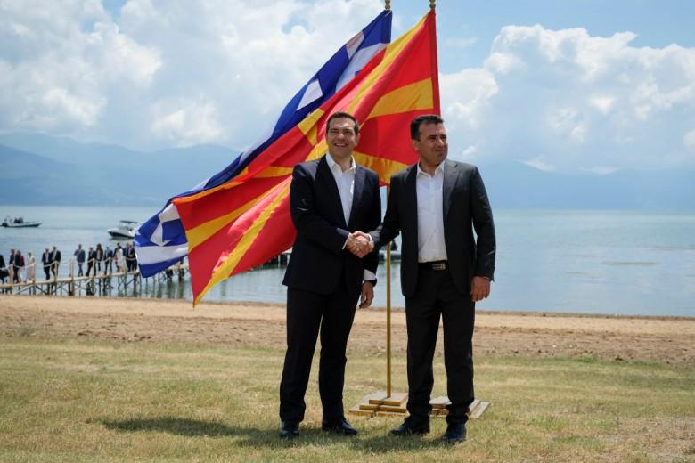 Παμμακεδονικές προς βουλευτές: πείτε ''ΟΧΙ'' στην συμφωνία των Πρεσπών