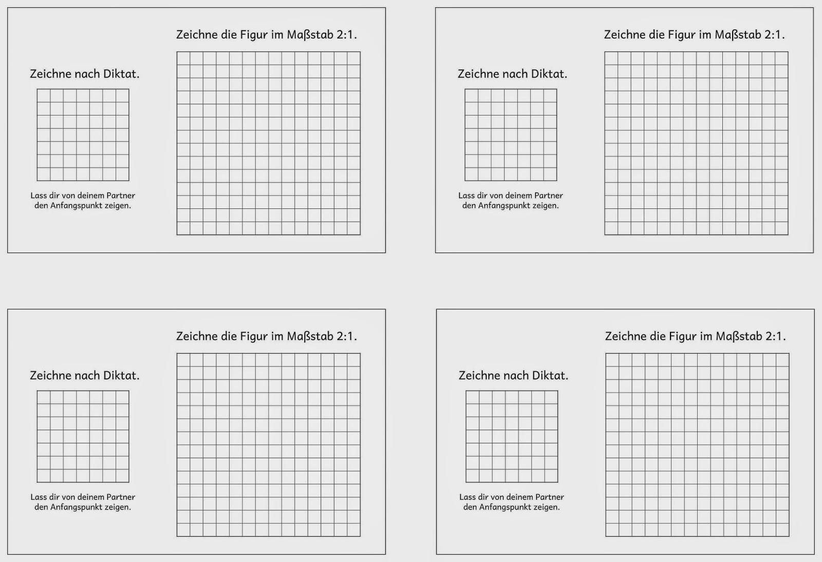 Vergrößern Arbeitsblätter – Rari