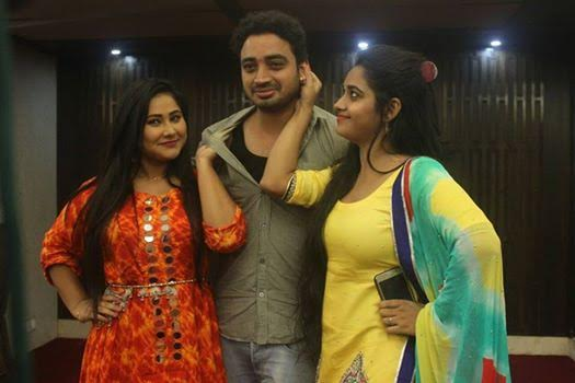 Sanjeev Mishra, Priuanka Pandit, Ritu Singh 2017 Bhojpuri upcoming Rambo Raja wiki, Shooting, release date, HD Poster, Hot pics, Latest news info