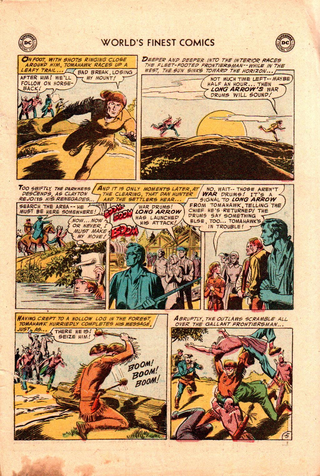 World s Finest Comics Issue 78 | Viewcomic reading comics