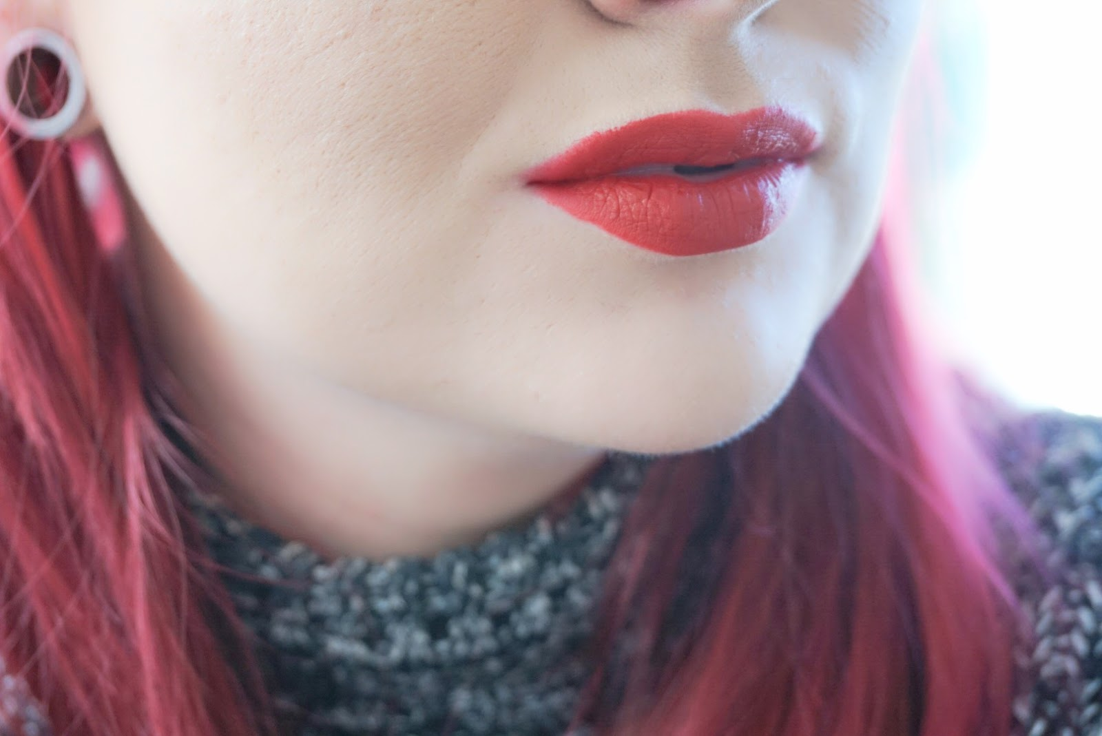 Valentines Lips With Lola Make Up