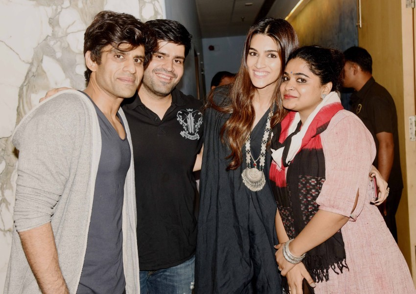 The Cast Of Bareilly Ki Barfi Enjoy The Special Screening of the film!