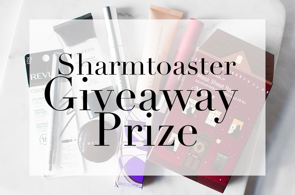 beauty giveaway, giveaway prize, blog giveaway, beauty blog giveaway, january 2017 giveaway, 2017 giveaway, makeup giveaway, skincare giveaway