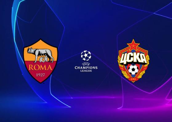 Roma vs CSKA Moscow - Highlights 23 October 2018
