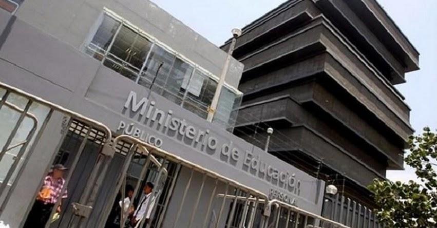 MINEDU habría suspendido firma de Contrato por supuestos vicios en Licitación para adquisición de equipos de aboratorio para 24 COAR