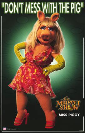 Muppet Show Miss Piggy