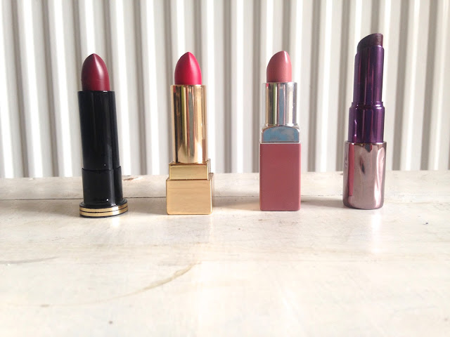 The Lipstick Line Up