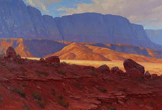 escenas-de-la-naturaleza-pinturas-realistas vistas-naturales-lienzo