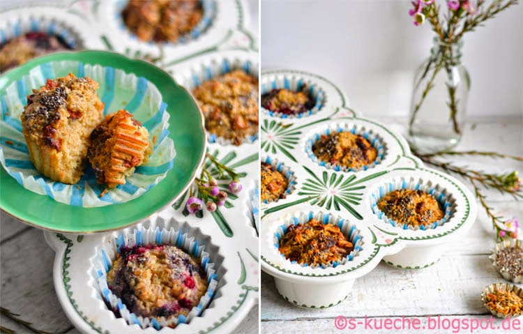 Morning Muffins - Baked Oats