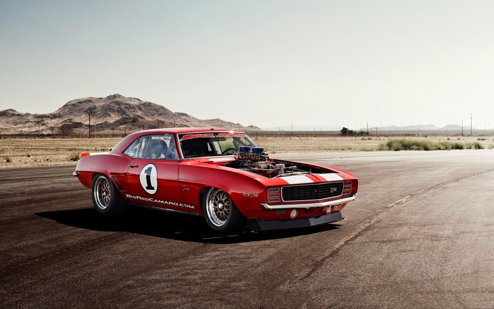 6Th Gen Camaro >> Classic American Cars: Chevrolet Camaro 1st gen 1966-1969