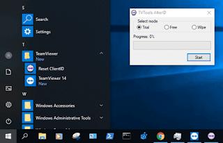 TVTools AlterID v2.0 - Đặt lại ID cho tất cả các phiên bản TeamViewer