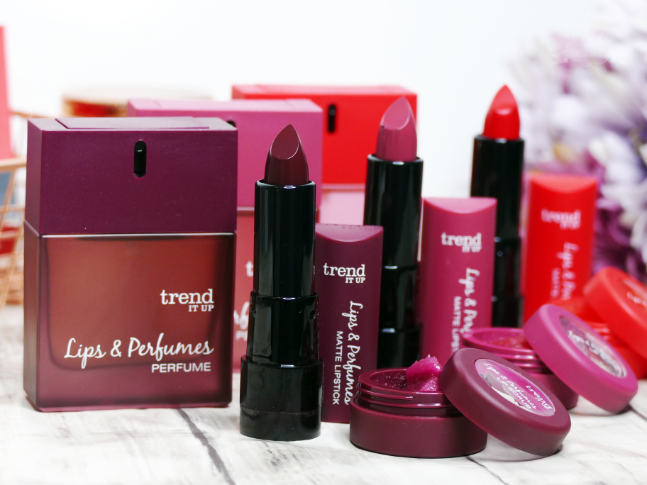 Trend it up Lips & Perfumes Limited Edition