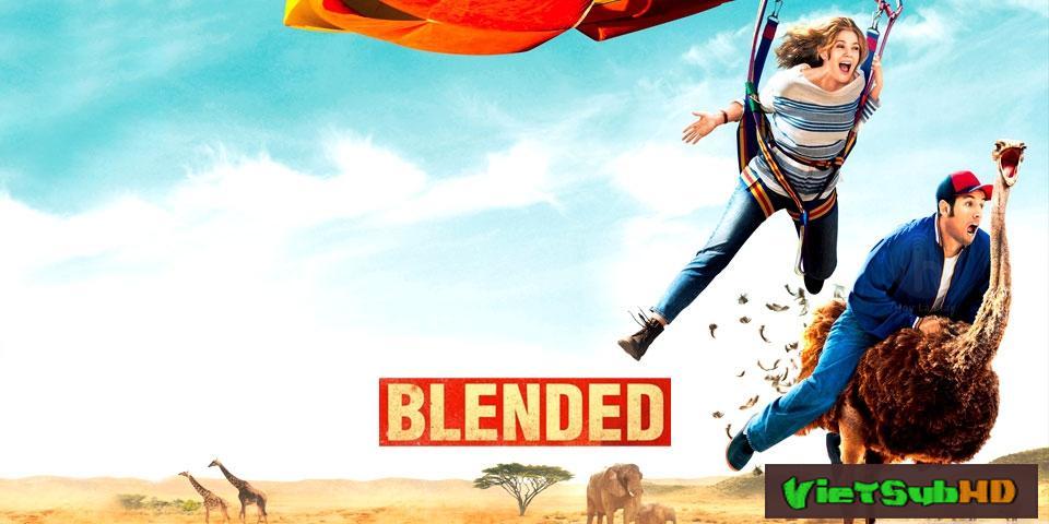 Phim Kì nghỉ chết cười VietSub HD | Blended 2014