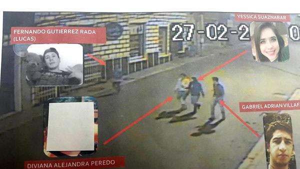 Gobierno identifica a pandilleros que agredieron brutalmente a pareja