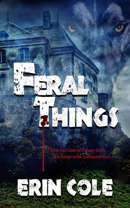 Interview with Erin Cole, author of Feral Things