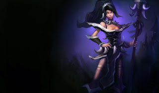 French Maid Nidalee Skin