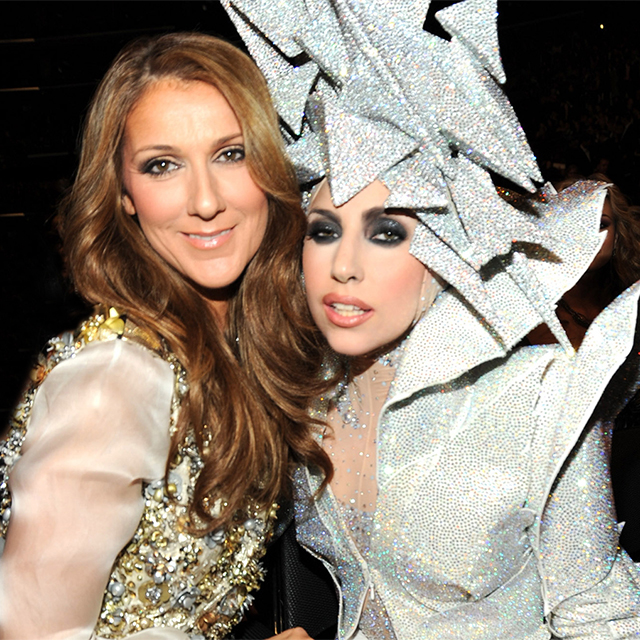 Celine Dion Would Love to Make a Duet with Lady Gaga