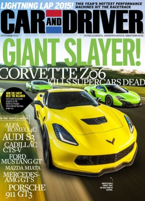 going full throttle free 2 year subscription to car and driver magazine. Black Bedroom Furniture Sets. Home Design Ideas