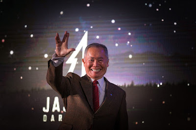 George Takei Jasper Dark Sky Festival by Laurence Norah