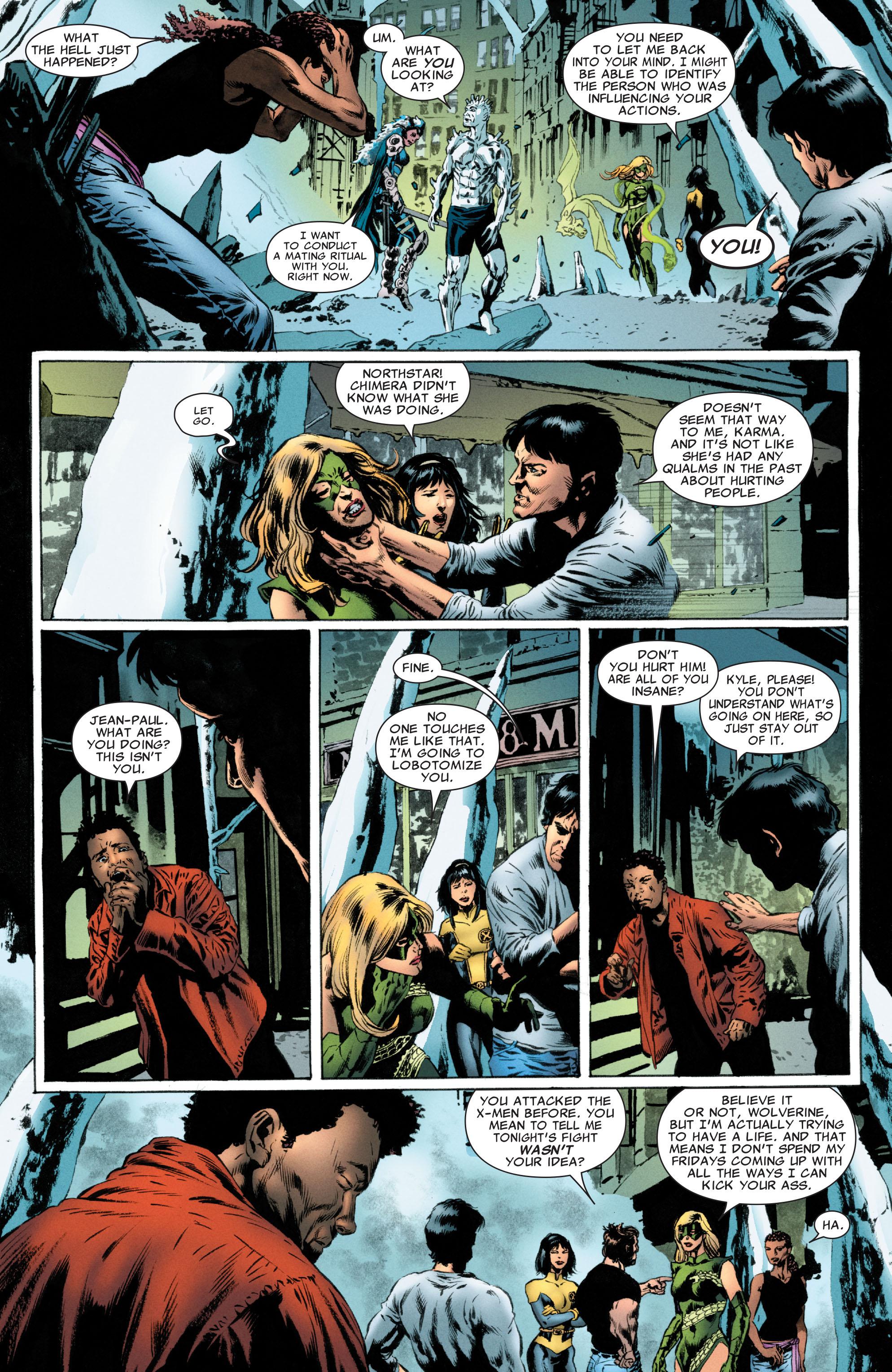 Read online Astonishing X-Men (2004) comic -  Issue #49 - 15
