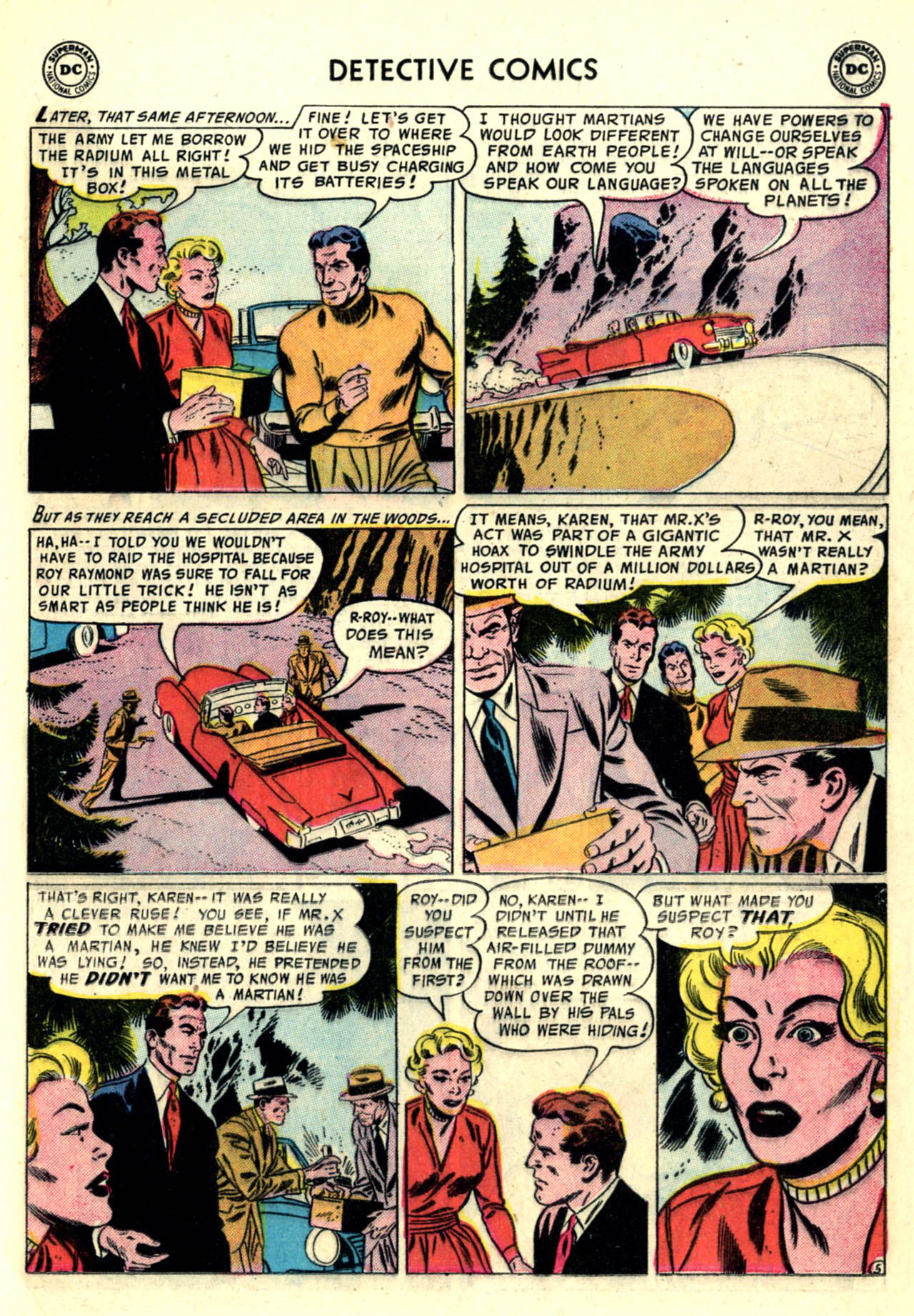 Detective Comics (1937) 234 Page 20