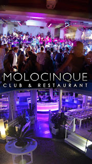 Molocinque è ristorante, club, business loft, catering & banqueting.