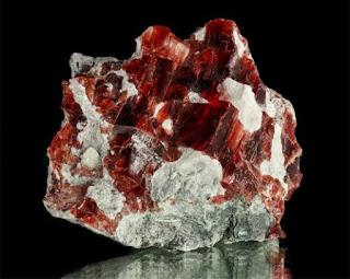 Villiaumita - Los diez minerales mas peligrosos del mundo