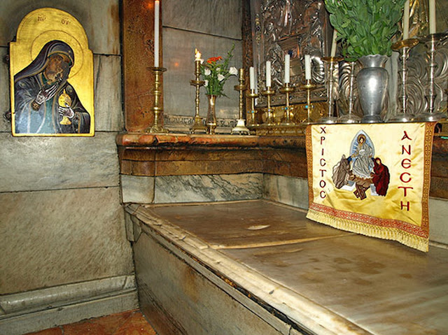 Ο Τάφος του Ιησού στην Ιερουσαλήμ είναι αυθεντικός - Έλληνες επιστήμονες προσδιόρισαν την ηλικία του τάφου