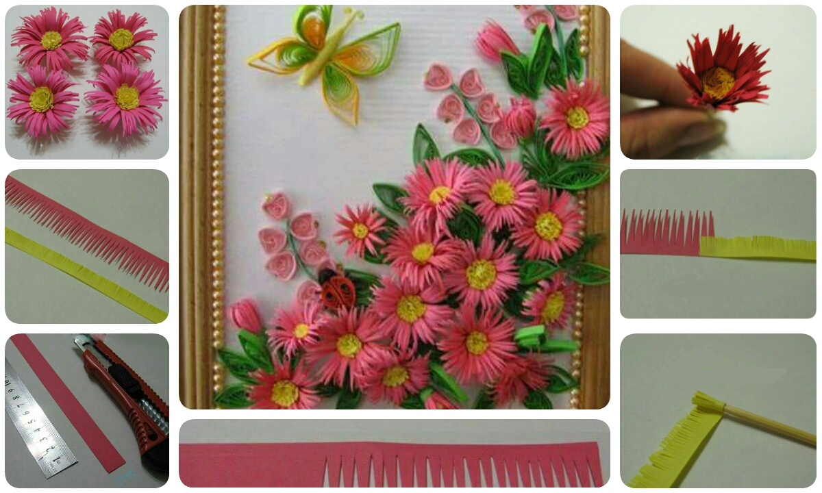 Make a beautiful paper flower show piece crazzy craft make a beautiful paper flower show piece izmirmasajfo