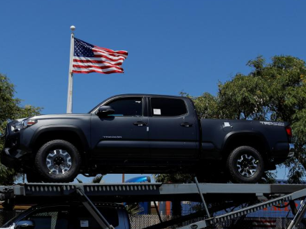 U.S. organization submits auto levy test answer to White House